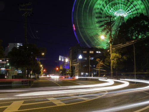 青の洞窟大阪はエキスポシティのイルミネーション観覧車!値段や予約方法は?