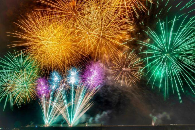 片貝まつり花火大会2018の駐車場や桟敷席の場所は?屋台や穴場スポットもご紹介!