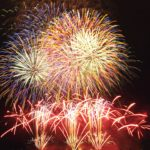 三郷花火大会2019の穴場と有料席のチケットは?場所取りの時間や屋台の場所も